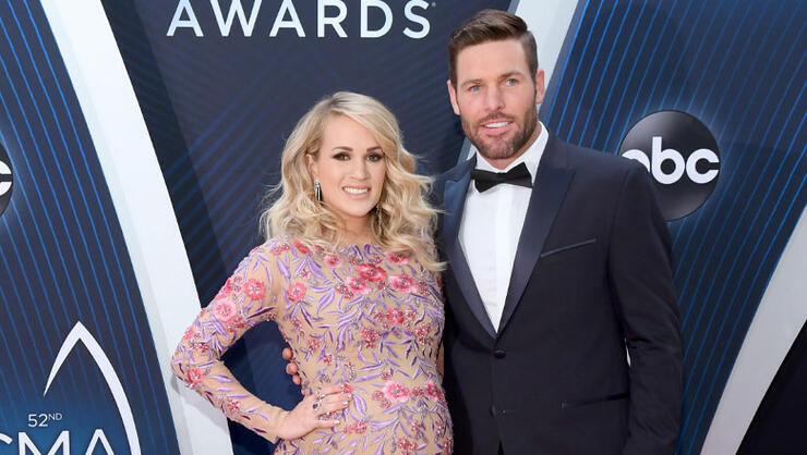 Carrie Underwood Horses Around And Family Expands Yet Again