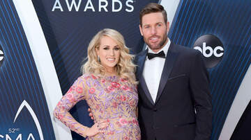 iHeartCountry - Carrie Underwood Horses Around And Family Expands Yet Again