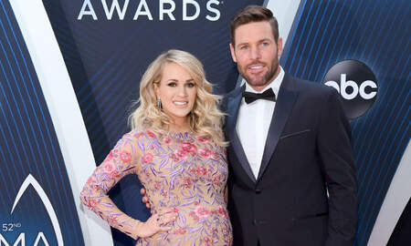 Music News - Carrie Underwood Horses Around And Family Expands Yet Again
