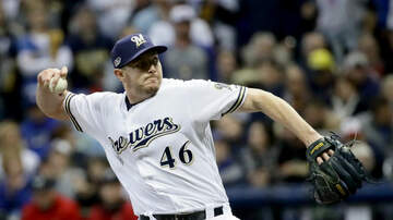 Brewers - Corey Knebel joins Jeremy Jeffress as Brewers relievers with injuries