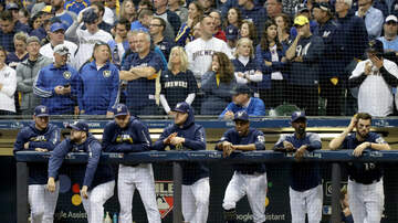 Brewers - Brewers set rotation one week before Opening Day