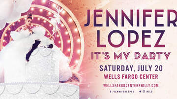 None - Jennifer Lopez Celebrates Her 50th in Philly. See Her Perform on July 20th!