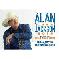 Win Tickets To See Alan Jackson In Concert