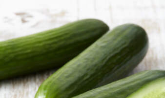Margie Maybe - Cucumbers are for than salads!