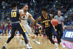 Ja Morant's triple-double sinks Marquette 83-64 in NCAA Tournament