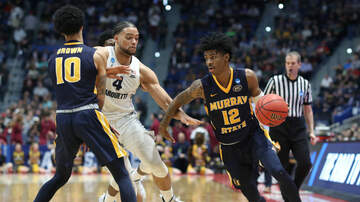 Marquette Courtside - Ja Morant's triple-double sinks Marquette 83-64 in NCAA Tournament