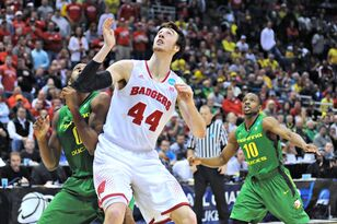 GALLERY: 5 Years Ago, Wisconsin beat Oregon at the Bradley Center