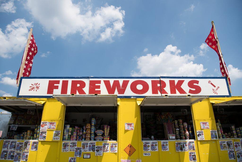 Measure Would Vastly Increase Texas Fireworks Sales