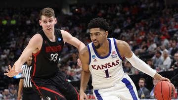 Boston Sports - Northeastern Huskies Fall To Kansas Jayhawks 87-53