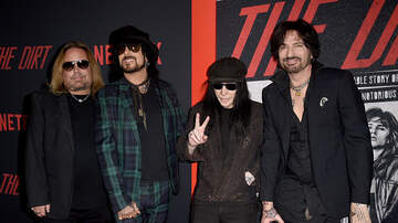 Martha Quinn - Motley Crue Streams New Music Before Netflix Premiere