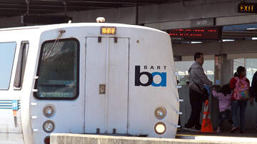 The JV Show - Man Shaves His Head On BART!