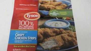 Randy Sierra - Tyson Chicken Recall check your freezer