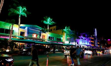 Florida News - Strap In For Major Traffic If You Are Heading To South Beach This Weekend