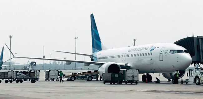 Garuda Indonesia airline cancels 49 Max 8 jets from Boeing