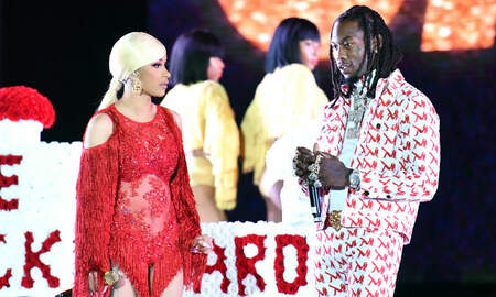 Trending - Offset Recalls Botched On-Stage Apology To Cardi B: 'I Step To It As A Man'