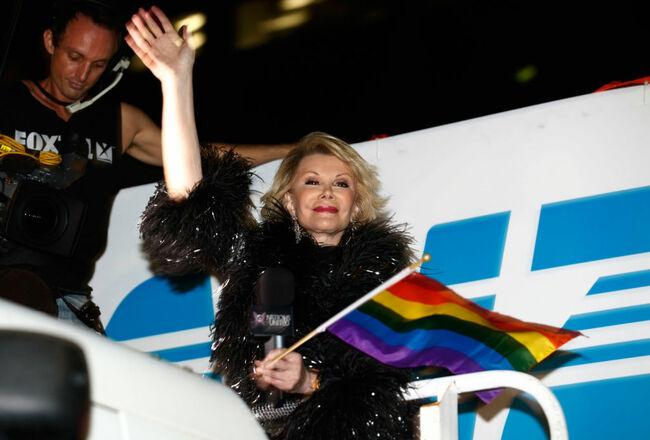 Sydney Stages Annual Gay & Lesbian Mardi Gras Parade