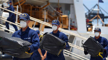 WIOD-AM Local News -  Coast Guard Offloads 27,000 Pounds of Cocaine in Miami Beach