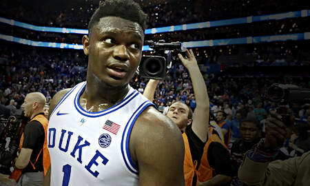 The Herd with Colin Cowherd - Zion Williamson Looking to Shatter Reputation of Duke Pros
