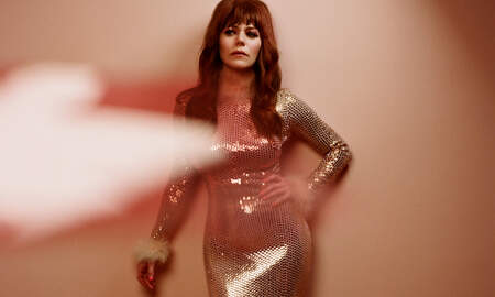 Trending - Jenny Lewis Releases Stunning New Album 'On The Line'