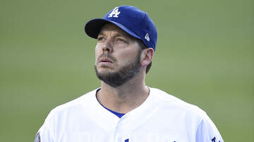 Sports News - Rich Hill (Knee) Will Not Start Opening Day For The Dodgers