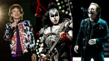 Music News - Gene Simmons Knocks Bono, Mick Jagger For Not Working As Hard As KISS