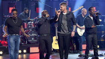 Music News - Are Boyz II Men & Brett Young Forming A Band?