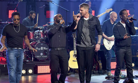 CMT Cody Alan - Are Boyz II Men & Brett Young Forming A Band?