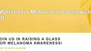 None - JOIN COAST 93.3 IN RAISING A GLASS FOR MELANOMA AWARENESS!