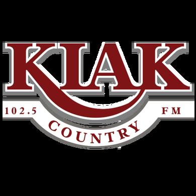 102.5 KIAK FM logo