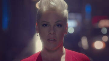Entertainment News - Pink Embraces The Shadows In Dance-Filled Video For 'Walk Me Home'