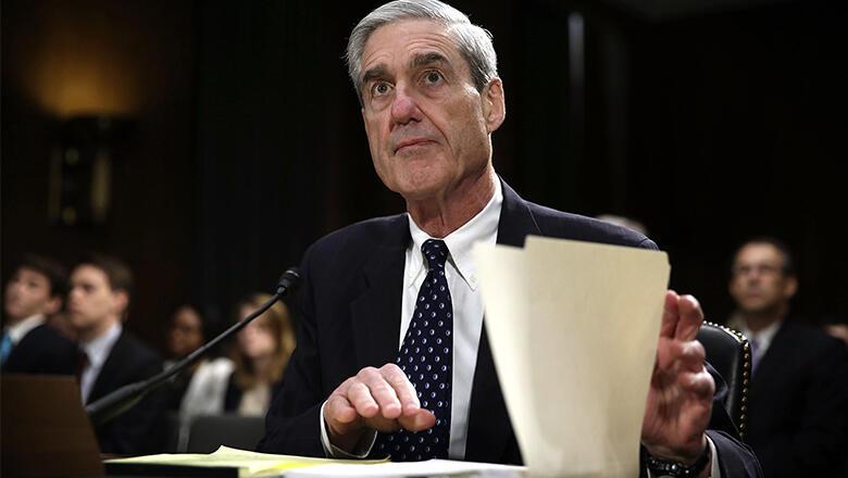 Trump Celebrates Mueller Report