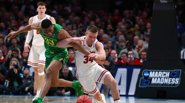 Wisconsin Badgers - #12 Oregon 72, #5 Wisconsin 54 - Badgers fall in NCAA Tournament opener