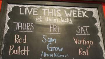Concert Photos - Sam Grow @ Union Jacks 3-22-19