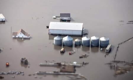 WOC Local News - Farm, livestock losses catastrophic from flooding in Nebraska, Iowa