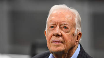 Politics - Jimmy Carter Becomes Longest-Living U.S. President