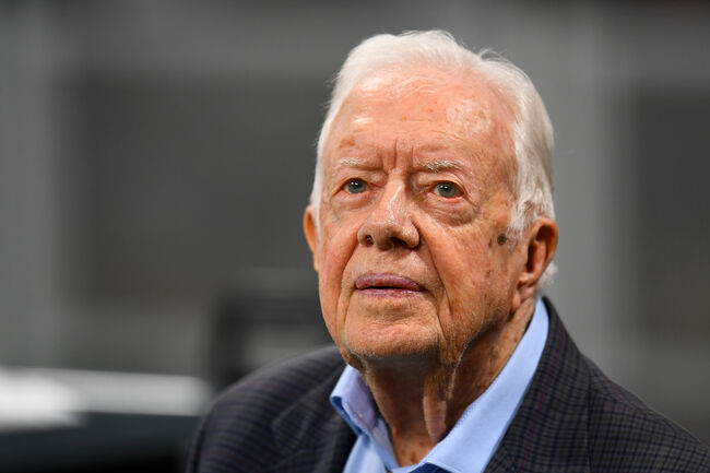 Jimmy Carter is now the Longest-living president