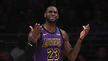 The Drive - LeBron's Bracket is Busted