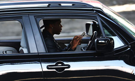 National News - States With Texting While Driving Bans See ER Visits Decrease, Study Says
