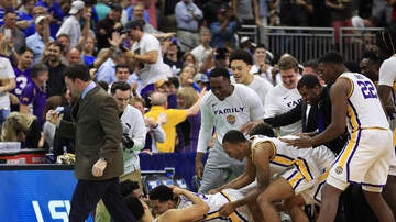 Louisiana Sports - LSU Advances To Sweet 16 With 69-67 Win Over Maryland
