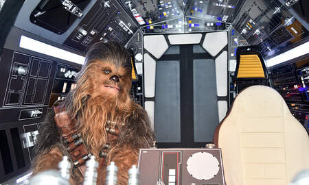 The Theme Park Podcast - Do You Want To Pilot The Falcon?