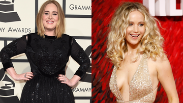 Music News - Adele and Jennifer Lawrence Party Together At NYC Gay Bar