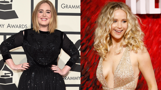 Adele and Jennifer Lawrence Party Together At NYC Gay Bar