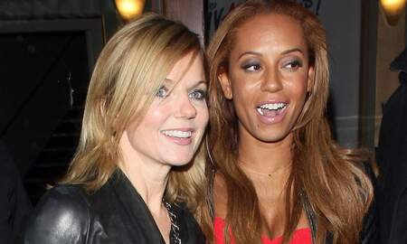 Trending - Mel B Claims She Hooked Up With Geri Halliwell During Spice Girls Era