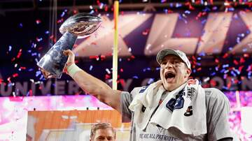 FOX Sports Radio - Patriots Tight End Rob Gronkowski Has Announced He is Retiring