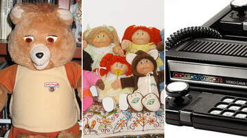 Music News - 12 Toy Crazes From The 80s