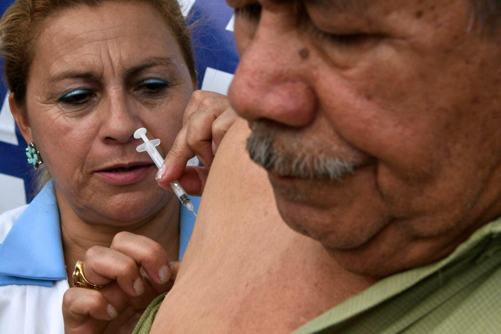 Mild Flu Season in S.A. So Far No Reason to Drop Our Guard