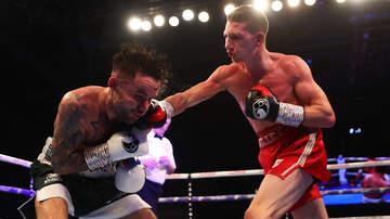 The Paul Castronovo Show - Boxer Wins With Big Last-Second TKO