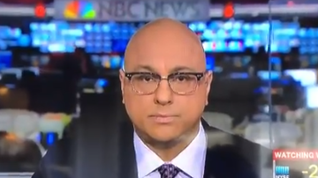 Producer Brent - The Most Awkward Moment Happened LIVE on MSNBC This Weekend