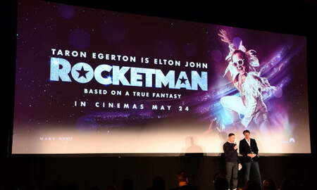 JROD - Rocketman Is Expected To Get An R Rating