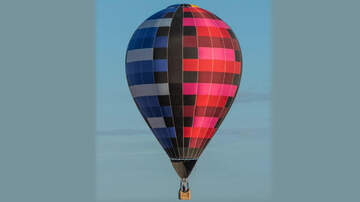 National News - Hot Air Balloon Stolen In Indiana Discovered At Florida Festival